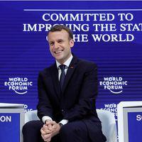 Macron, Davos, a Google és a szegények