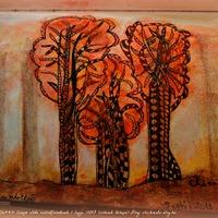 Őszi fák ~ másképp...