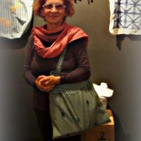 Reszütyő kiállításon saját reszütyőmmel :-)