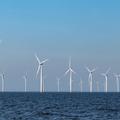 Gigászok csatája, avagy szélerőművészek a tengeren
