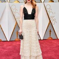 Fenntartható ruhaköltemény az Oscar-díj vörös szőnyegén