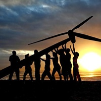 A nagyhatalmak segítségével karbonsemlegesednek a kisebb nemzetek