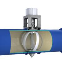 Energiatermelő vízvezetékek
