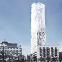 Susogós felhőkarcolókkal fognák be a szelet a svédek
