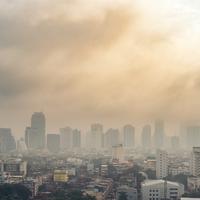 Tízből kilenc ember szennyezett levegőt lélegzik be