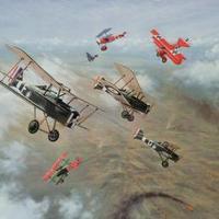 Európai légi háború