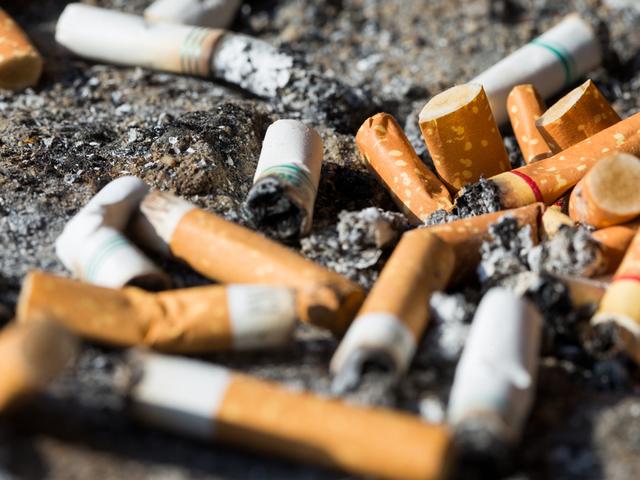 a dohányzás veszélye másokra