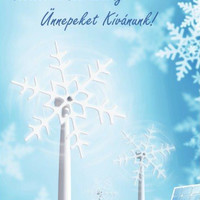 Békés karácsonyi ünnepeket és boldog új évet!