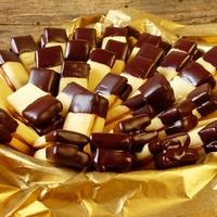 Segítsüti 2015. Ősz - Vaníliás shortbread karamellkrémmel és csokoládéval