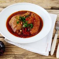 Pollo al chilindrón - a paprikás csirke spanyolul
