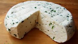 Az első sajtom
