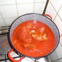 A szószok főzésének folyománya...