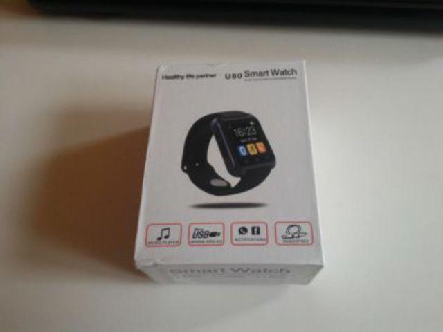 U80 Smartwatch, okosóra teszt