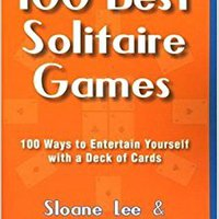 |TOP| The 100 Best Solitaire Games. PRESION based carpeta minority Straight victory Equipo color