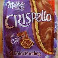 Milka Crispello - à la Schoko Pudding