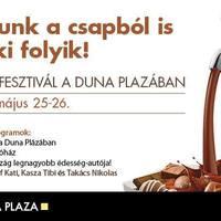 Csokifesztivál a Duna Plázában