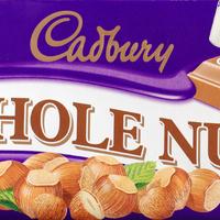 Cadbury - tejcsoki egész mogyoróval