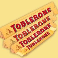 Toblerone - csokik (hegy)csúcsa