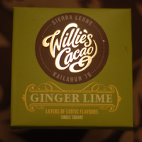 Willie's Cacao - Ginger Lime