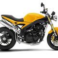 Naked Triumph Speed Triple