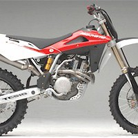 Dirt Husqvarna TC510