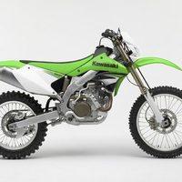 Enduro Kawasaki KLX 450 R