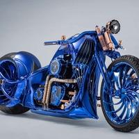 A világ legdrágább motorja drágább mint egy Bugatti