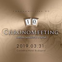 Tavaszi ChronoMeeting Óravásár!