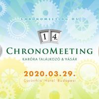 Chronomeeting 2020. március 29-én!