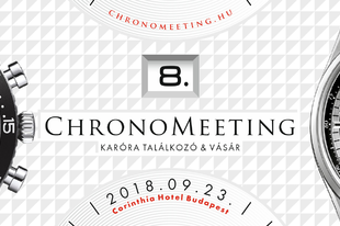 VIII. ChronoMeeting Óravásár!