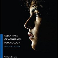 Essentials Of Abnormal Psychology Books Pdf File