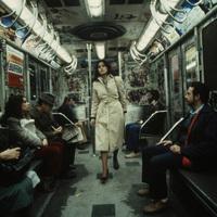 New York baljós metrói az 1980-as években