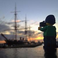 Legographer - Fényképész műanyagból