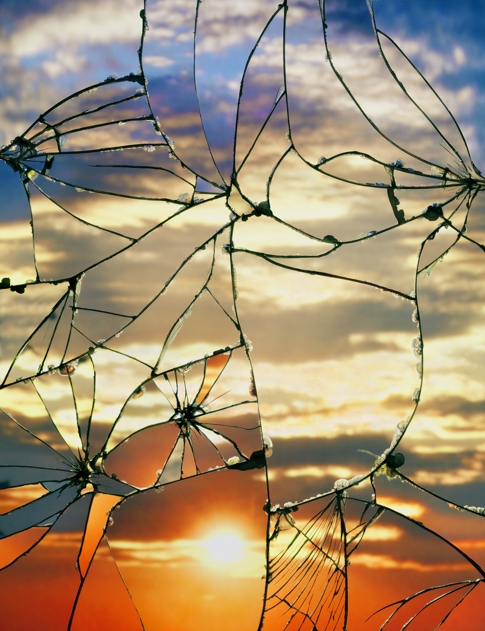 Broken Mirror_Evening Sky (kodak provia).jpg
