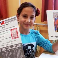 Az Igazgyöngyös gyerekek rajzai a legjobbak között