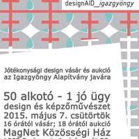 Design AID Aukció az Igazgyöngy számára