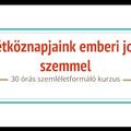 Újabb emberi jogi e-kurzus indul Pécsen!