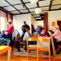 Abcúg az Avasi Közösségi Kávézóban