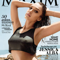 Jessica Alba (2014.12. Maxim)