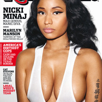 Nicki Minaj (2015.01.15. Rolling Stone)