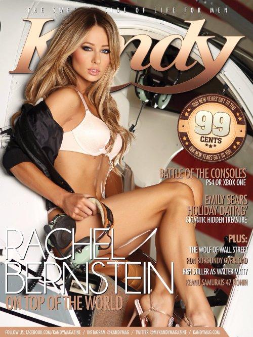 Rachel Bernstein (2013.12. Kandy)