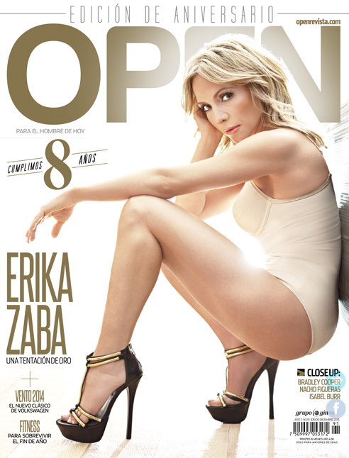 Erika Zaba (2013.12. Open)