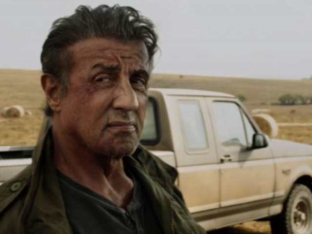 Öreg Rambo nem vén Rambo!