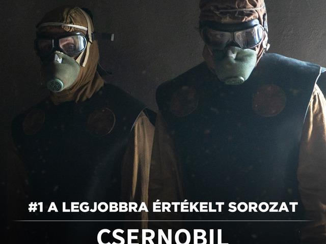 Nagyot megy a Csernobil! - Odaverte a Trónok Harcát is!