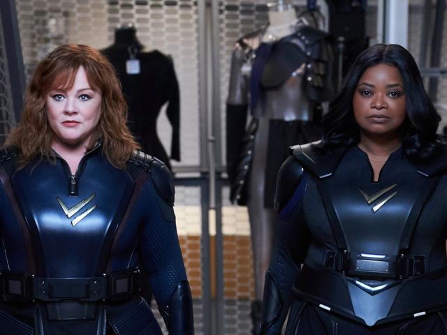 Középkorú szuperhősnők a mutánsok ellen: A lecsap csapat– kritika