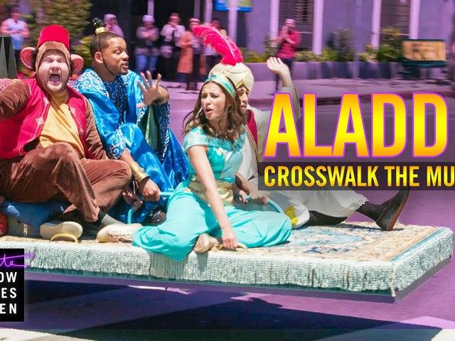 Az Aladin már az utcán is támad!