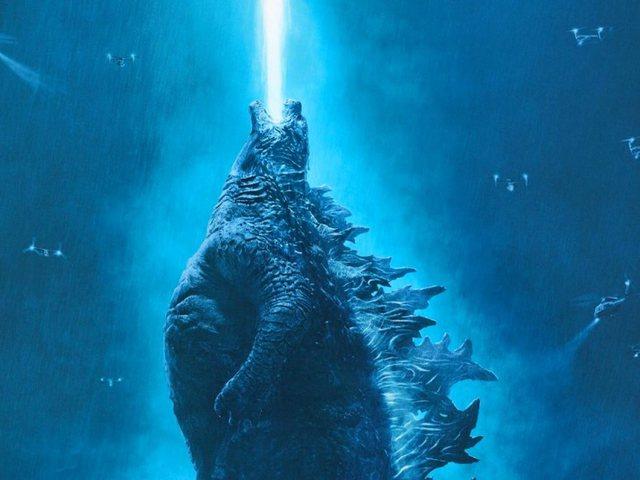 Megjött Godzilla!