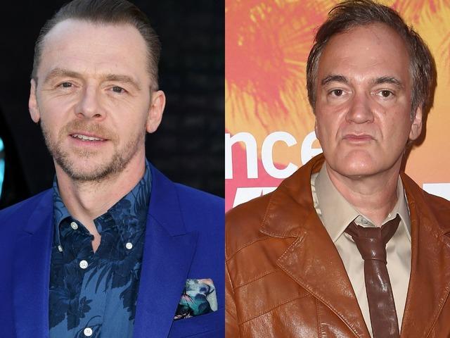 Quentin Tarantino és Simon Pegg csúnyán összevesztek a Star Trek jövőjén