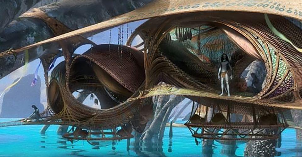Végre kaptunk egy látványrajzot az Avatar 2-höz!