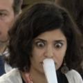 Döbbent tekintetek az ENSZ-ben: Meghekkelte az ülést a Hamasz-alapító fia